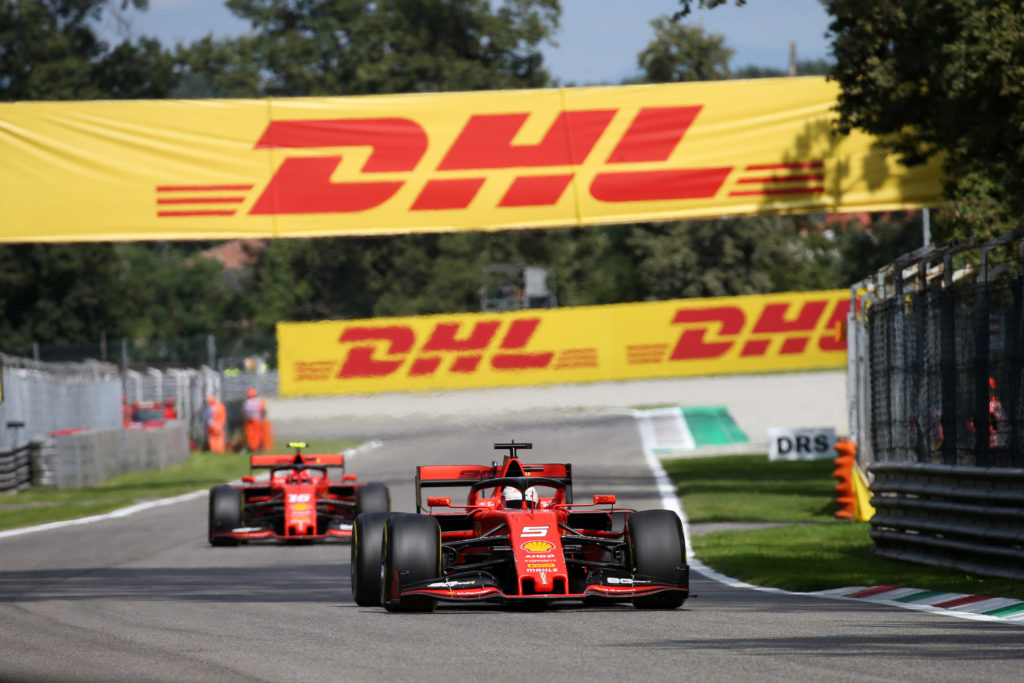 F1 | Gran Premio d'Italia 2019: la Gara in DIRETTA – Leclerc vince! Hamilton e Bottas sul podio