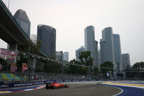 F1 | GP Singapore: Prove Libere 2 in DIRETTA (live e foto)