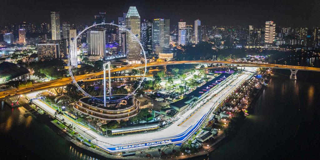 F1 | GP Singapore: Prove Libere 1 in DIRETTA (live e foto)