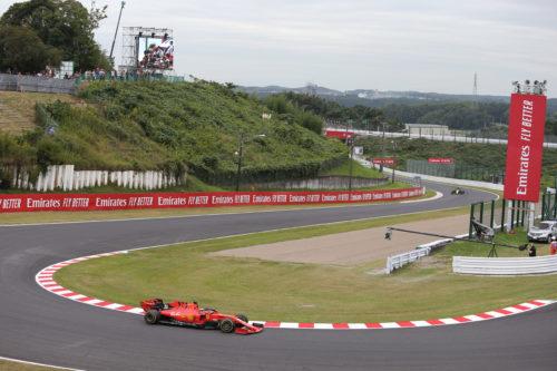 F1 | GP Giappone: la Gara in DIRETTA – Bottas leader, Verstappen OUT