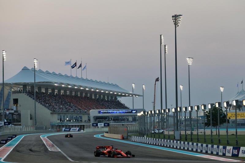 F1 | Test Abu Dhabi 2019: La prima giornata in DIRETTA (live e foto)