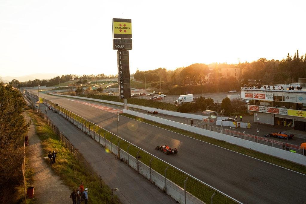 F1 | Test Barcellona 2: la prima giornata in DIRETTA (live e foto)