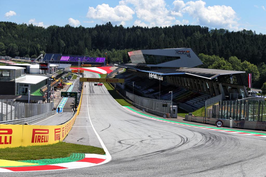 F1 | Gran Premio di Stiria: Prove Libere 1 in DIRETTA (live e foto)