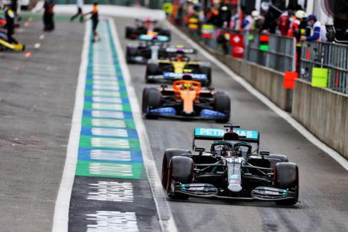 F1 | Gran Premio del Belgio: la Gara in DIRETTA (live e foto)