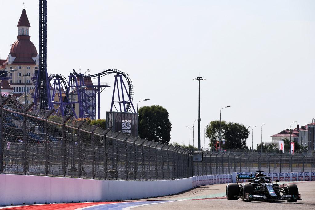 F1 | GP Russia 2020: Prove Libere 2 in DIRETTA (live e foto)