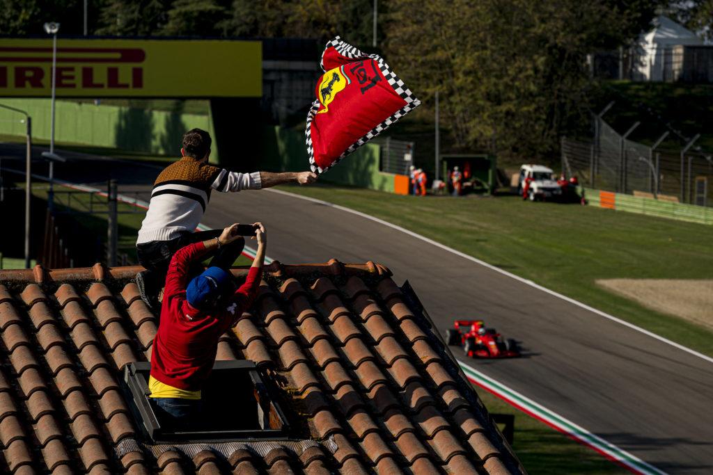 F1 | Gran Premio di Imola: la Gara in DIRETTA (live e foto)