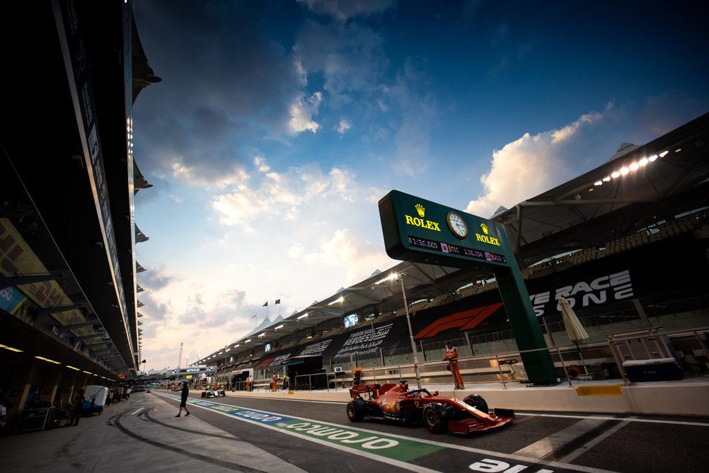 F1 | Gran Premio di Abu Dhabi: la Gara in DIRETTA (live e foto)