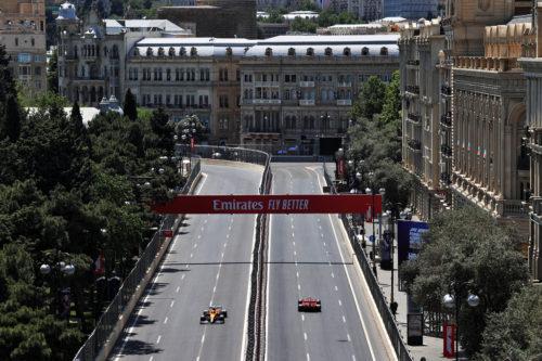 F1   GP Azerbaijan: le Qualifiche in DIRETTA (live e foto)