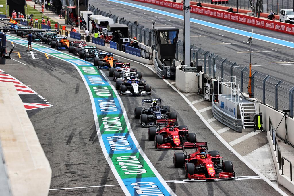 F1 | Gran Premio di Francia: la Gara in DIRETTA (live e foto)