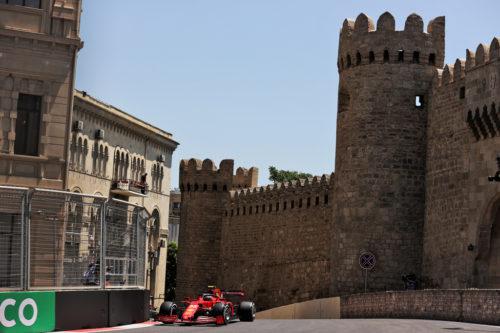 F1 | GP Azerbaijan: Prove Libere 2 in DIRETTA (live e foto)