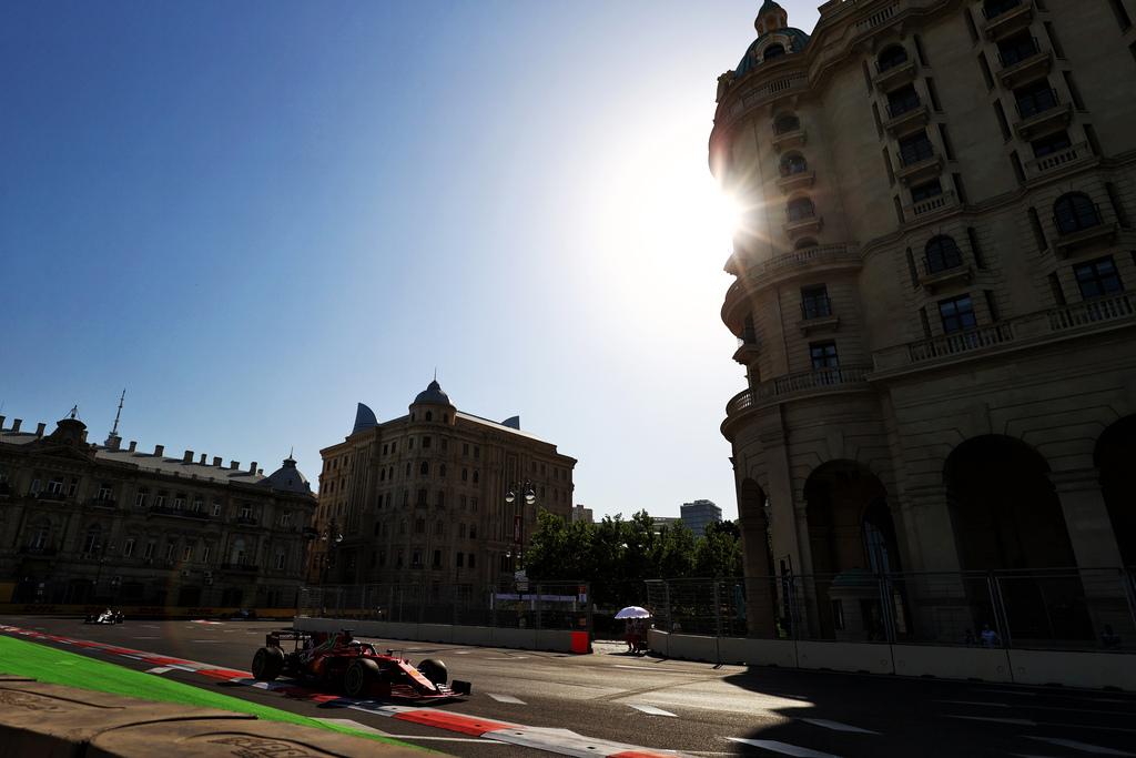 F1 | GP Azerbaijan: Prove Libere 3 in DIRETTA (live e foto)