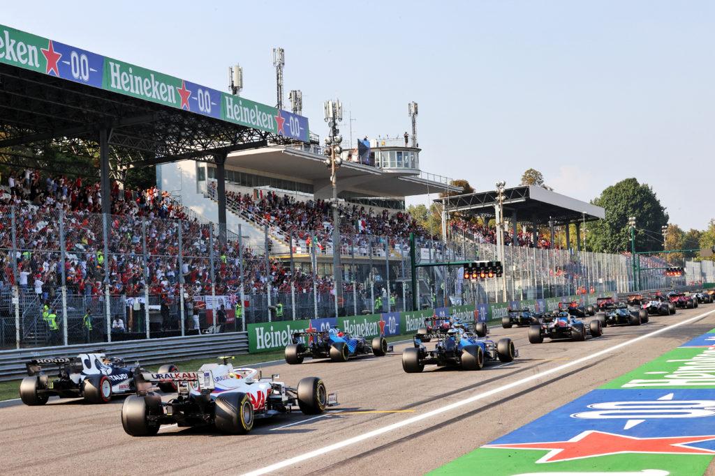 F1   GP Italia 2021: la Gara in DIRETTA (live e foto)